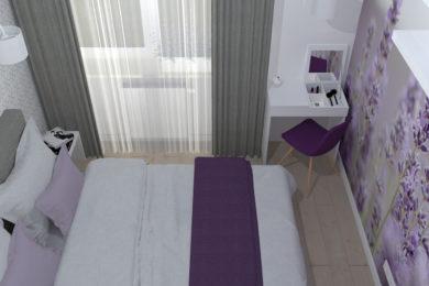 zoliborz II sypialnia 4a