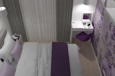 zoliborz II sypialnia 5a